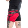 asylum-shorts-black-red-heartless-6