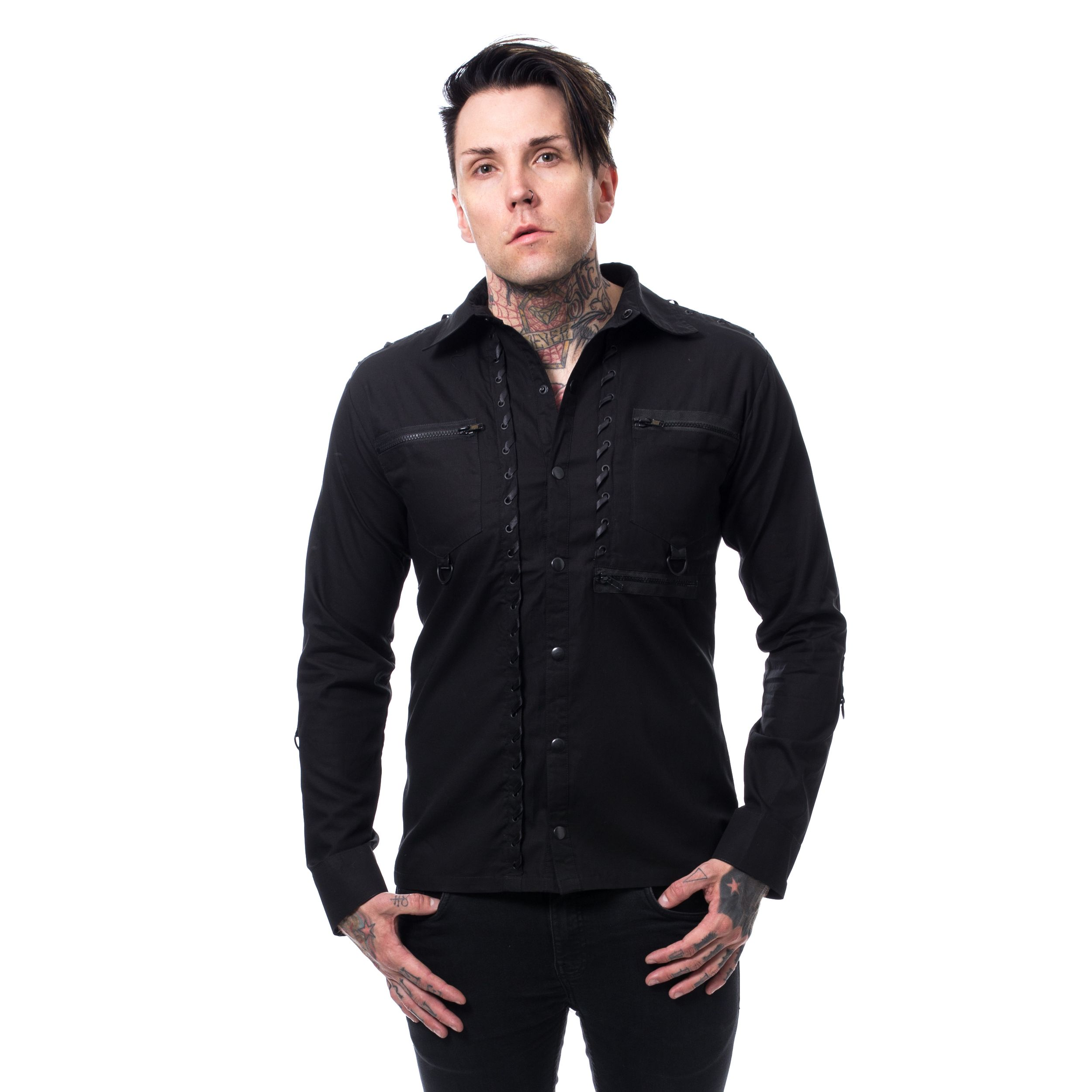 jackson-shirt-black-mens-poizen-industries-1