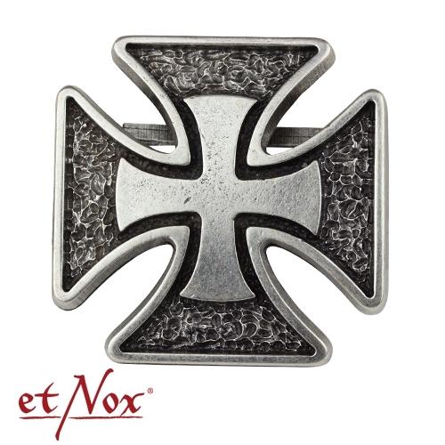 Guertelschnalle-Iron-Cross